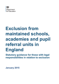 Exclusion Guidance - January 2015