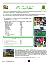 Issue 3 - St Mary's PTA Newsletter (Final)[1]