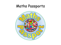 Maths Passports - Parent Guidance